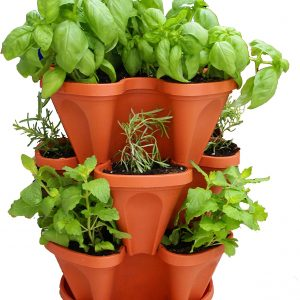 3 Tiered Stackable Planter